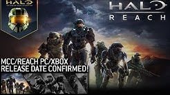 HALO REACH MCC XBOX/PC RELEASE DATE!!! I AM VERY EXCITED AND WORRIED!!!