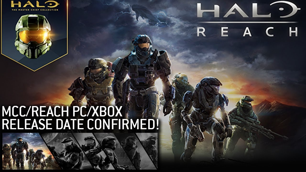 Halo Reach Mcc Xbox Pc Release Date I Am Very Excited And Worried
