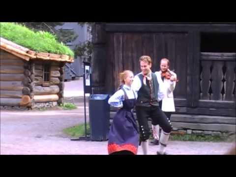 Oslo -  Museo del Folklore Norvegese