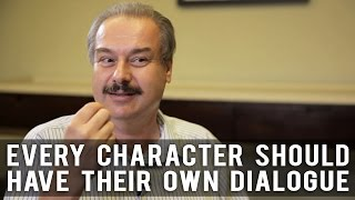 In A Screenplay, Every Character Should Have Their Own Dialogue by William C. Martell
