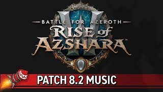 Patch 8.2 Music - Nazjatar, Mechagnome, Eternal Palace