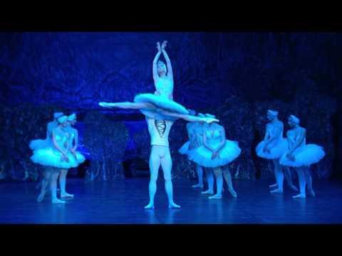 Swan Lake - White Swan (Nina Kaptsova - Artem Ovcharenko)