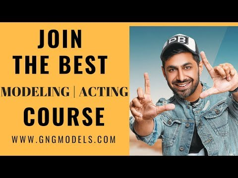 Best Modeling Acting Course in India   Enrol Now   Course in