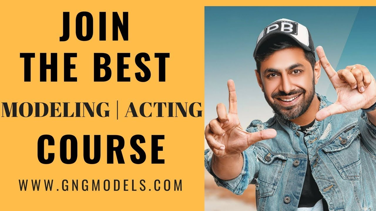 Best Modeling Acting Course in India   Enrol Now   Course in Hindi