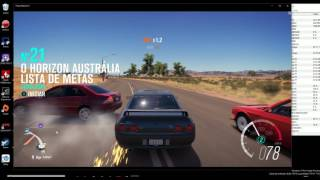 Forza Horizon 3 + Game Mode + Windows 10 Build 15019