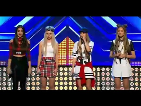 Paris Inc - The X Factor Australia 2014 - AUDITION [FULL]