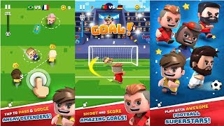 Football Cup Superstars Android Gameplay