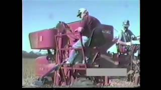 Combine Mounted Grain Cleaner
