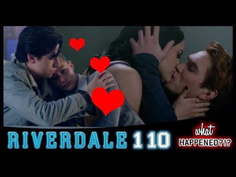 RIVERDALE Episode 10 Recap: Archie Veronica Hookup, Jughead's Birthday 1x11 Promo | What Happened?!?
