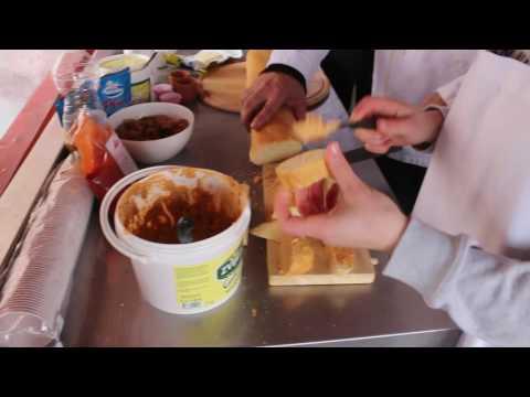Poljoprivredno prehrambena škola Požega (Jedna od veselih radionica)