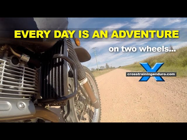 EVERY DAY IS AN ADVENTURE (RIDE)
