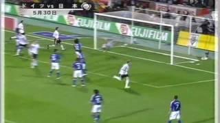 高原の2ゴール‼ サッカー日本代表 国際親善試合 ドイツ vs 日本 (2 - 2)