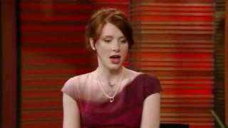 BODYAMR dress worn by Bryce Dallas Howard  On Live With Regis & Kelly