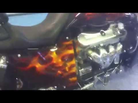 Boss Hoss V8 Probefahrt | FunnyCat TV