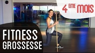 Fitness 4ème mois de grossesse