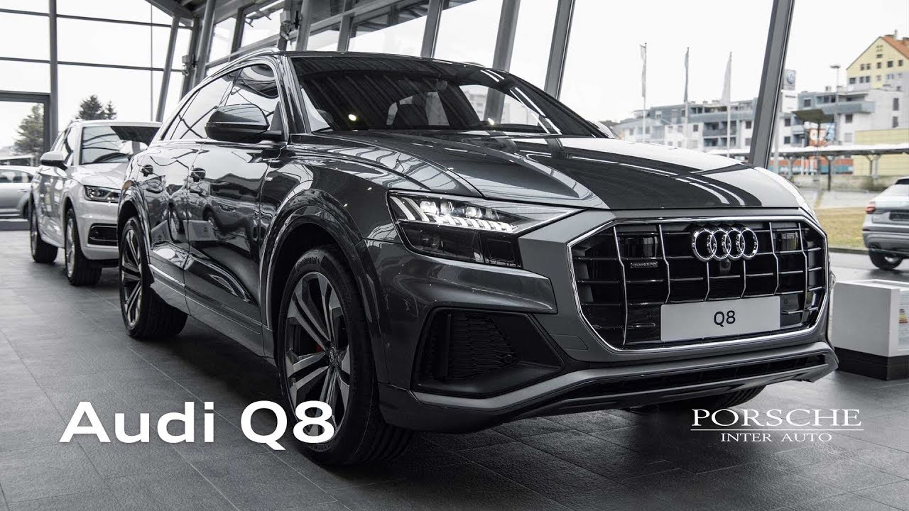Audi Q8 Quattro 50 Tdi Tiptronic 2019 Porsche Inter Auto Youtube