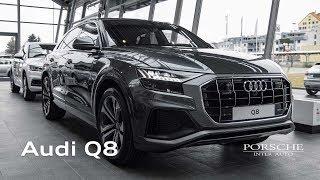 Audi Q8 quattro 50 TDI Tiptronic (2019) - Porsche Inter Auto