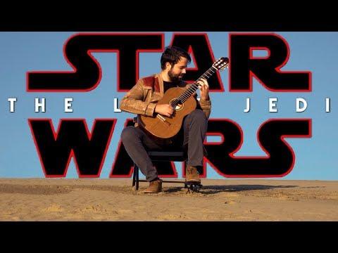 STAR WARS: Rey's Theme - Classical Guitar Cover (BeyondTheGuitar)