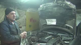 Mercedes C200 емес, АКПП 722.6. Шын мәнінде өзгерді майы, АКПП?
