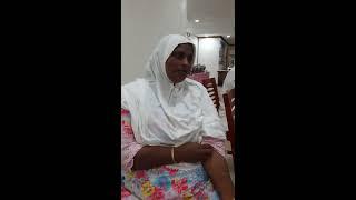 Rahat Hajjan from Santacruz, Mumbai.