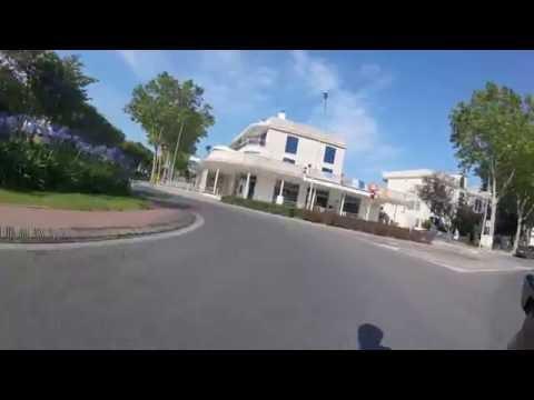 Cycling in and around Platja d'Aro // Fietsen in en rond Platja d'Aro