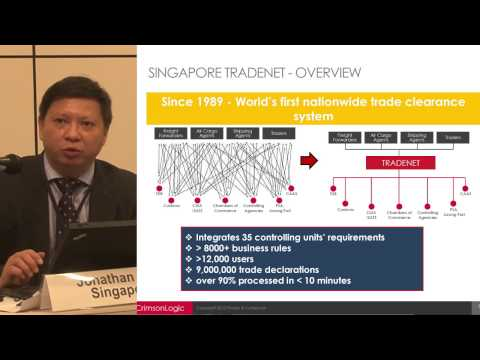 Implementation Case 4 for Single Window: Singapore