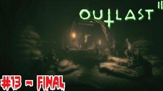 OUTLAST 2 (PC / PS4 / XOne) - Episodio 13 - FINAL - Terror