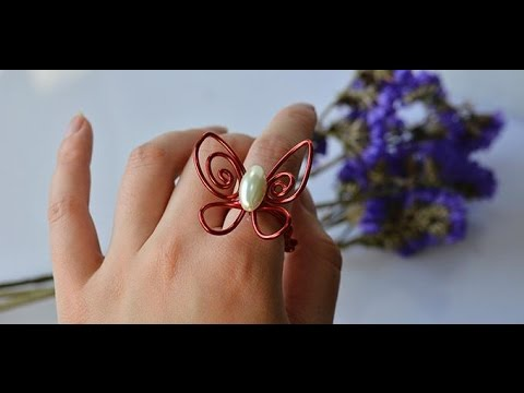 Wire Jewelry Diy How To Make A Handmade Wire Wrapped