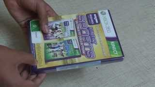 Kinect Sport Ultimate Collection Unboxing