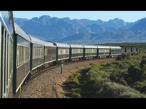 Telegraph Tours | Journey from Zimbabwe to South Africa with Rovos Rail + Jeremy Paxman