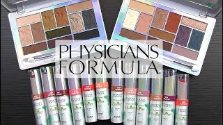 Physicians Formula NEW Murumuru Butter Eyeshadow Palettes & Lip Creams: Swatches & Review