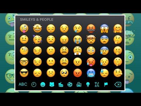 Cara Mudah Install Emoji IOS 12.1 Di Android