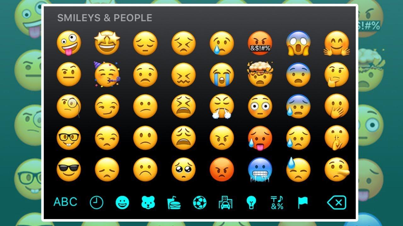 Cara Mudah Install Emoji Ios 12 1 Di Android Youtube