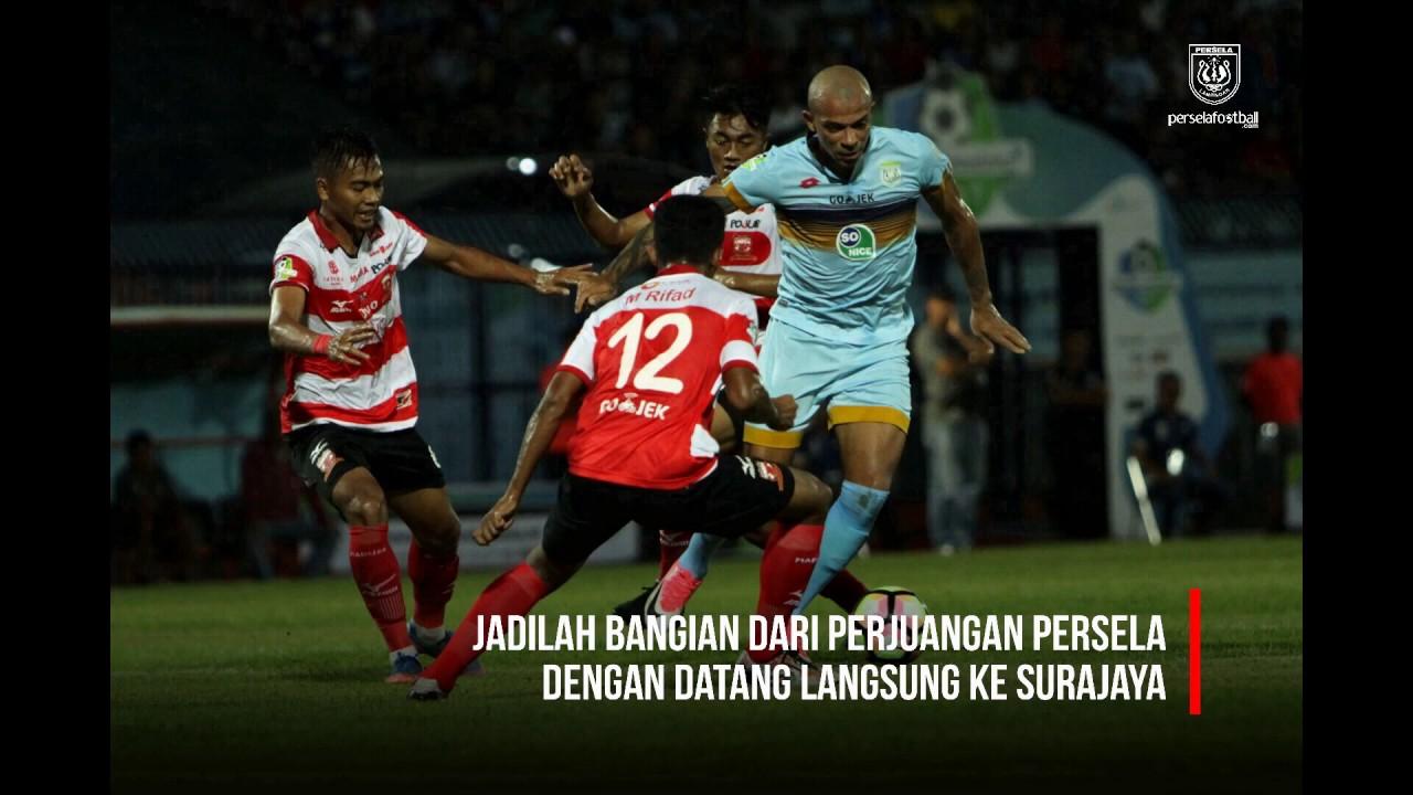 Persela Lamongan Vs Bali United Liga Satu Gojek Traveloka