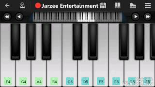 Kabhi jo badal barse, piano, dj shadow, Re.c.kel