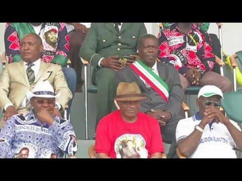 Guinée equatoriale, T. Obiang Nguema Mbasogo poursuit la conquête de son électorat