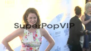 Esme Bianco at The World's End Los Angeles Premiere Prese...