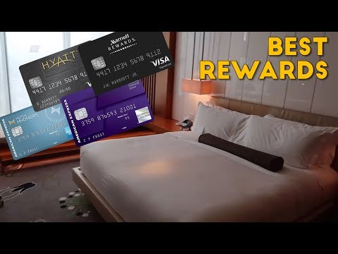 Why HOTEL CARDS Offer The Best Value Rewards