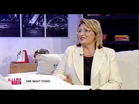One Nigh Stand hosting H.E. President of MALTA Marie-Louise Coleiro Preca