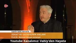 Zekat ve Sadaka. Sadaka Farz Mı, Ömrü Uzatır Mı? - Prof. Dr. Mehmet Okuyan | HD