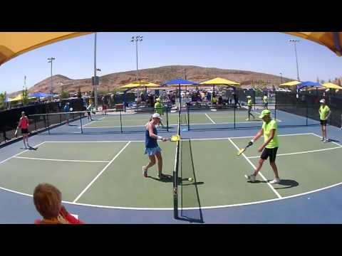 West Regional Womens 4.0 Gold Medal Match Game 2