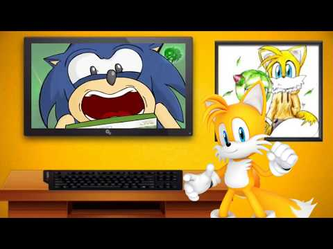 05ecc7baeba Tails Reacts To Sonic Shorts Volume 1