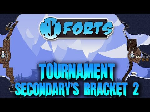 Forts Tournament Secondary's Bracket 2 - Tons of Damage Vs Xorfl