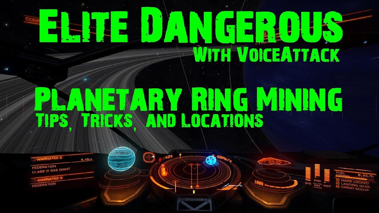 Mining Rings Elite Dangerous