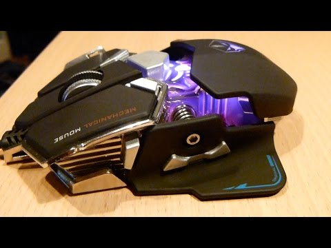 YCCTEAM G10 Gaming Mouse Review