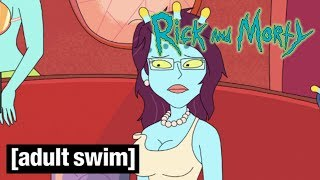 Unität/ Can You Feel It? | Rick & Morty | Adult Swim