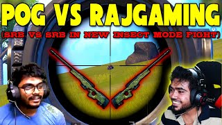 RajGaming vs Passion of Gaming - SRB vs SRB New Insect Mode fight
