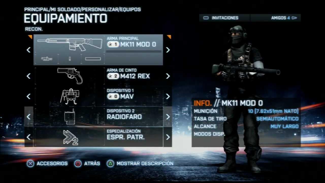 Battlefield 3 | Tuto-Analisis como ser buen sniper / Francotirador