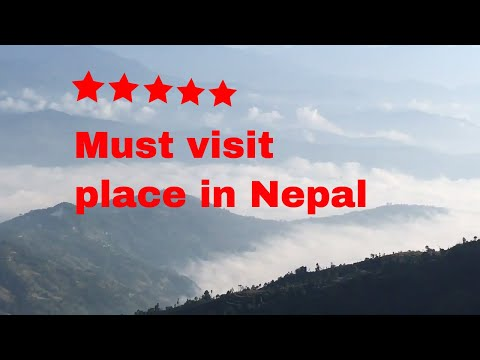 Must visit place in Nepal Nagarkot