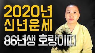 ◆ 범띠 신년운세사주 ◆ 2020년 86년생 35세 호랑이띠 신년운세사주